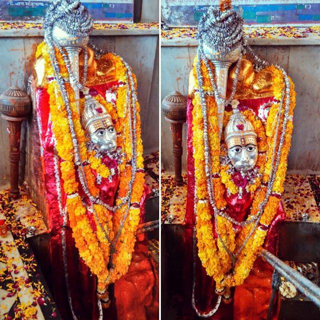 Hanuman Ji Mandir, Golasan