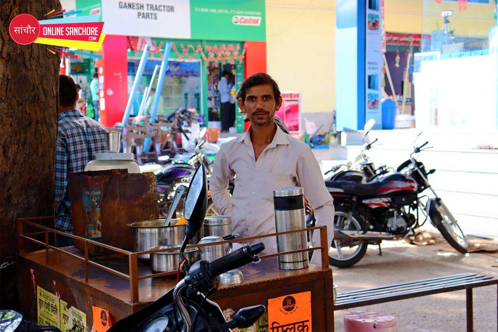 Bhavarlal Tea Stall Sanchore