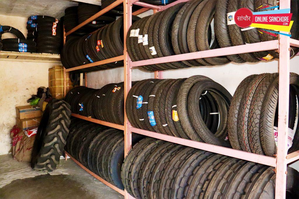 Ramdev Tyre Service Sanchore
